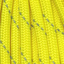 Reflective Yellow Paracord Color