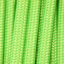 Zombie Green Paracord Color